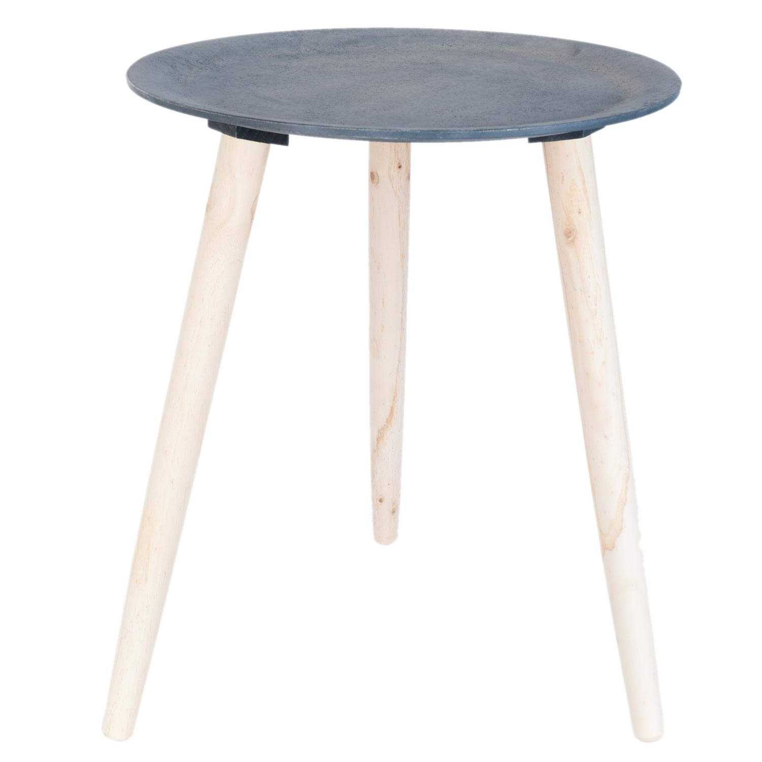 Scandi Tripod Table Slate